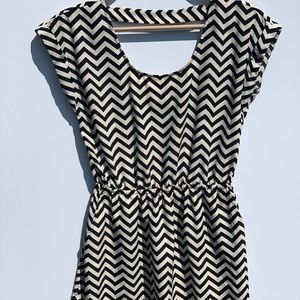 Candie's Chevron Dress